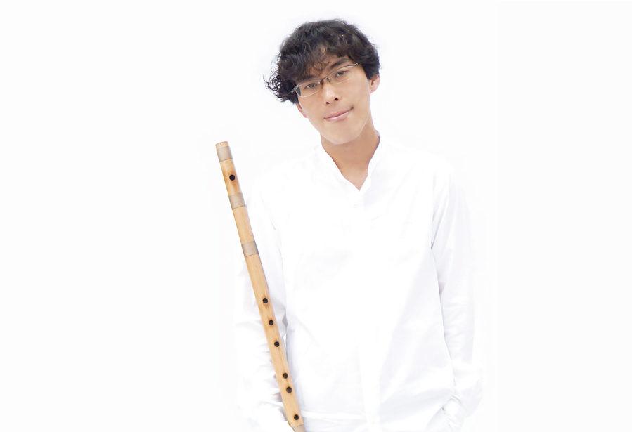 バーンスリ奏者GUMI
